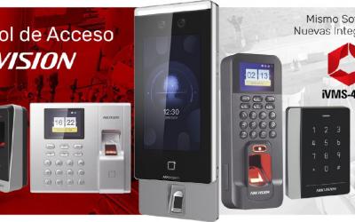 Vinculación sistema de control de acceso y video porteros