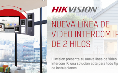 Instalación básica Video Intercom