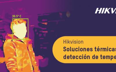 Soluciones y Productos de Detección de Temperatura de Hikvision