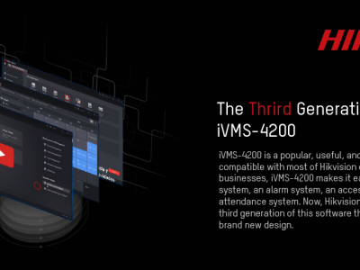 Software iVMS 4200