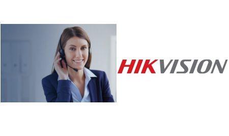 Lineas de atención telefónica Hikvision 📲